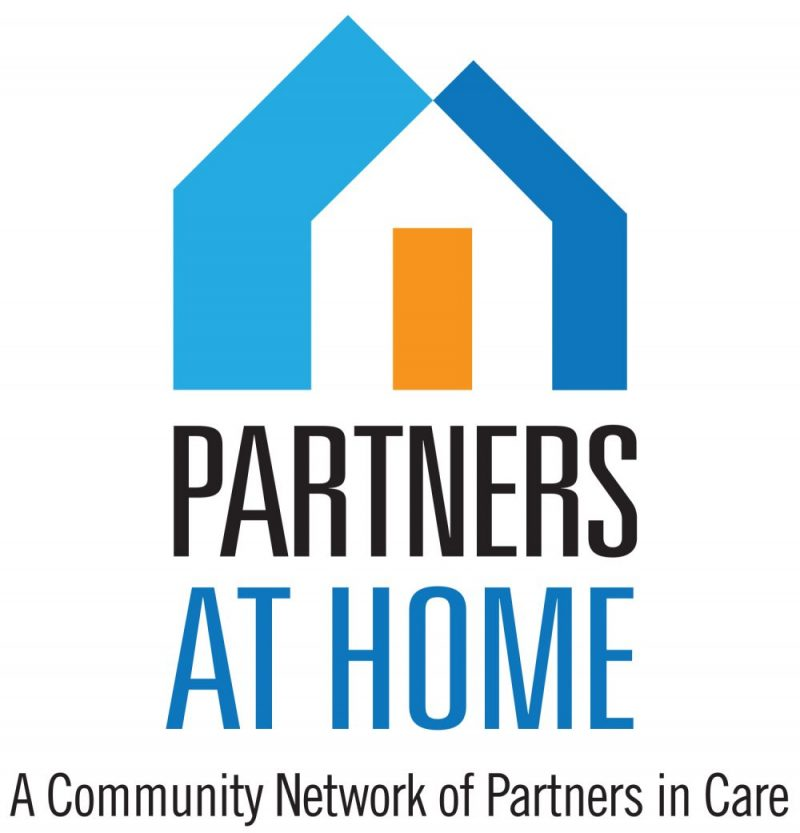 Partners at home logo