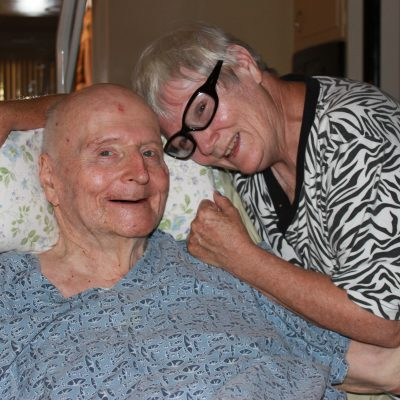 SeniorServ Story - Bob and Ann