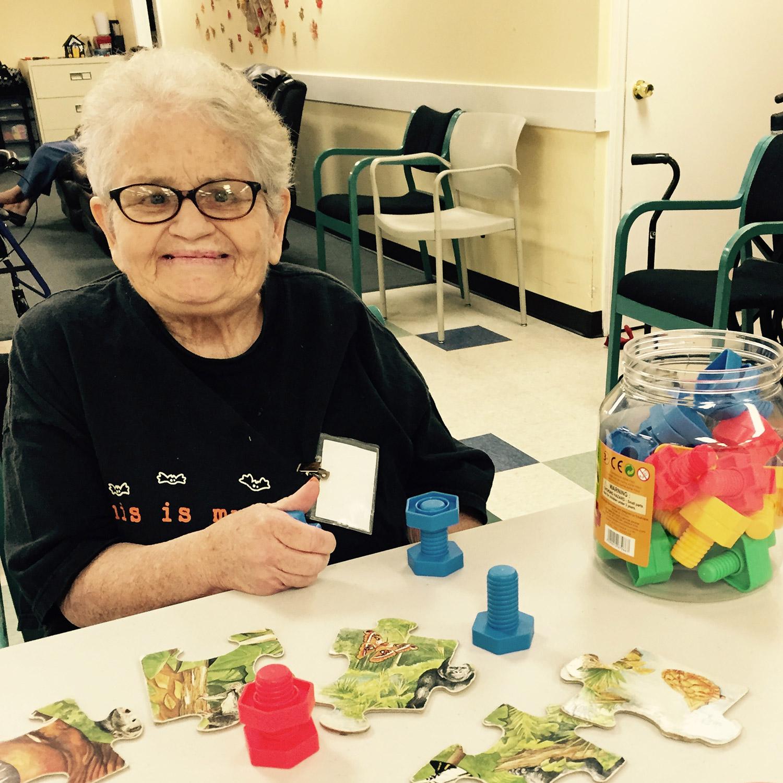 SeniorServ Story - Cathy