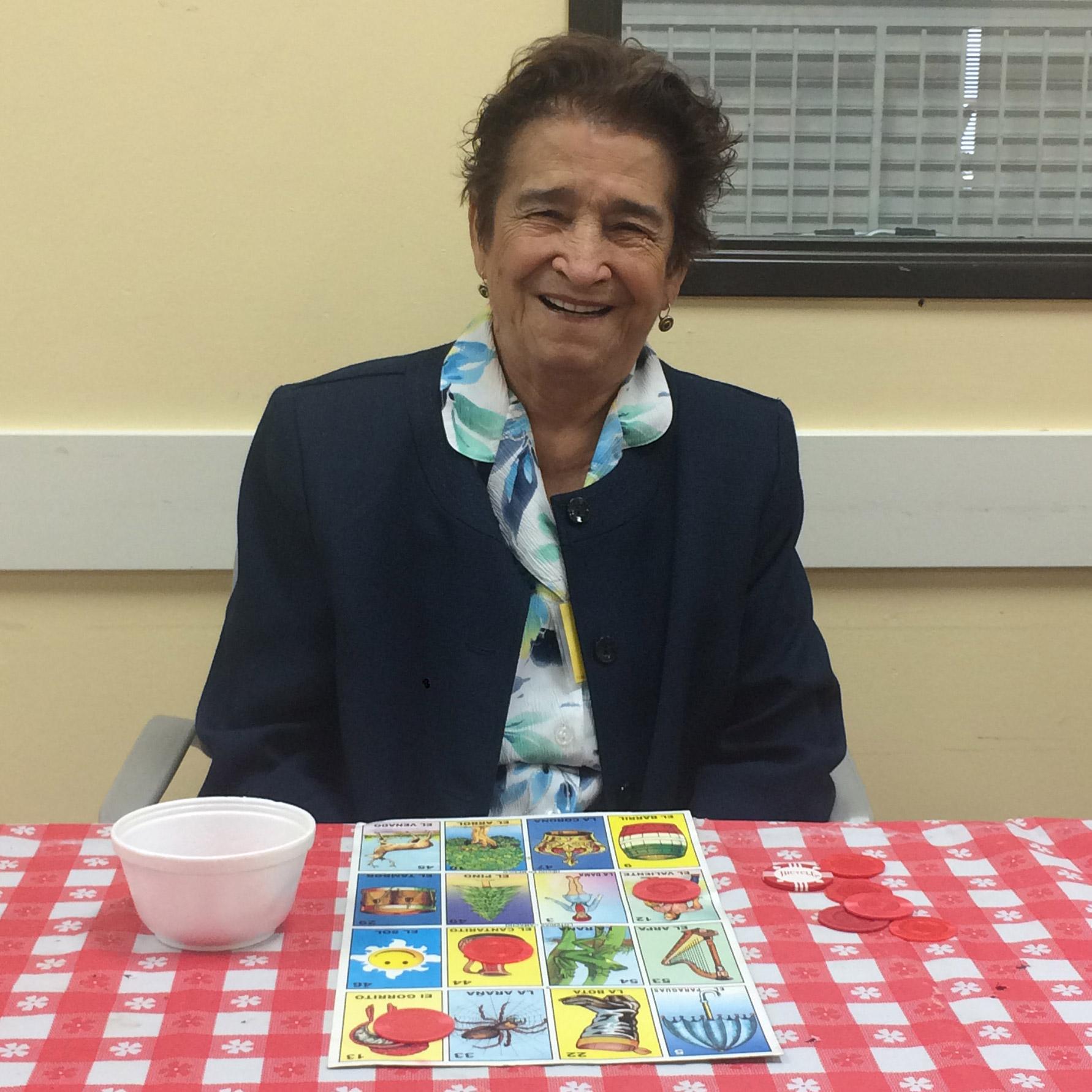 SeniorServ Story - Mama Lupe