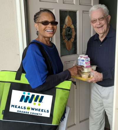Meals on Wheels Orange County delivery