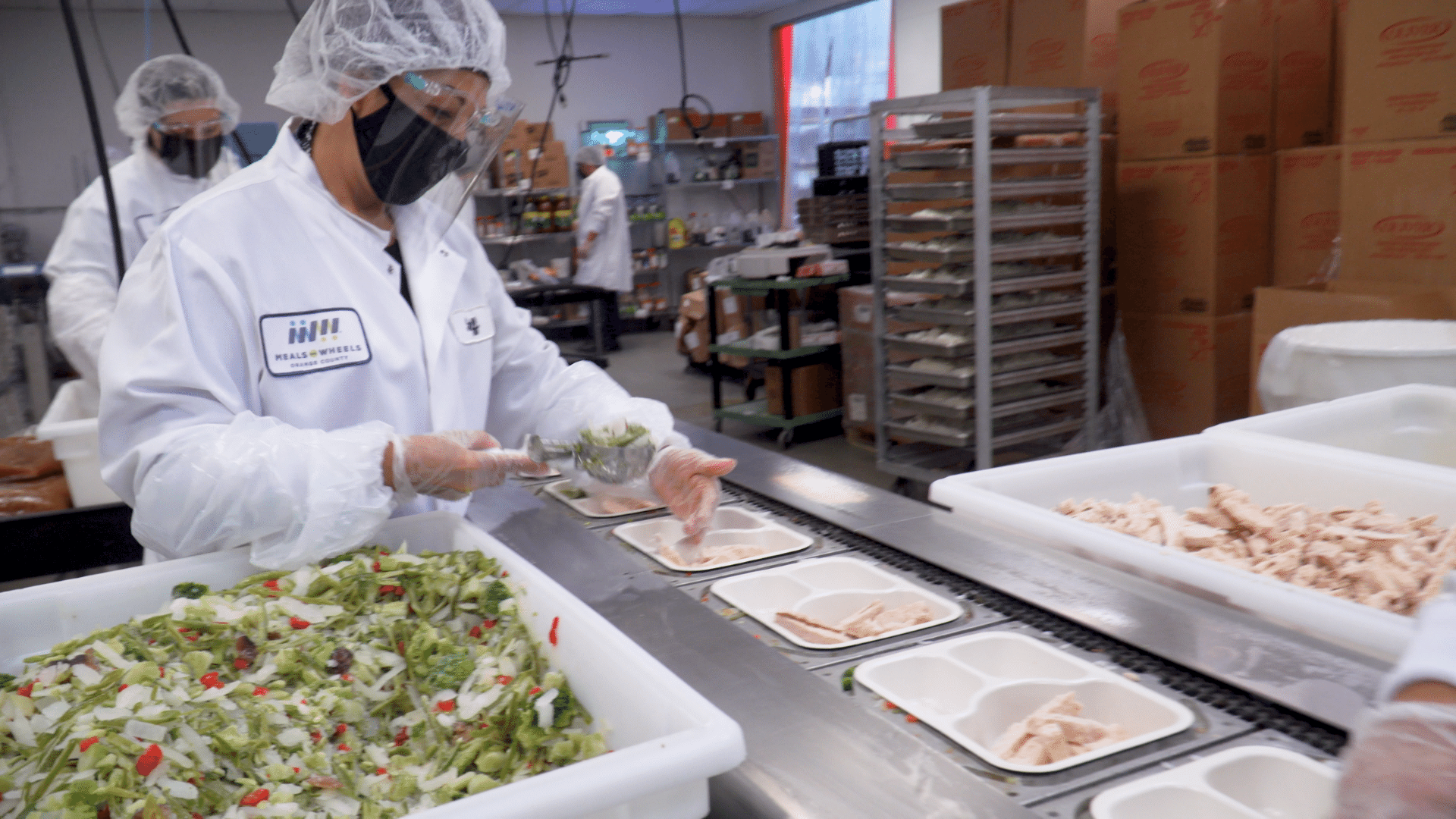 Meals on Wheels Orange County Foods